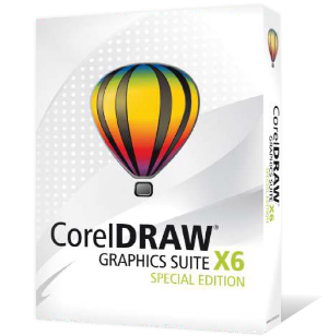 CorelDRAW Graphics Suite X6 Rus Special Edition