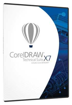 CorelDRAW Technical Suite X7